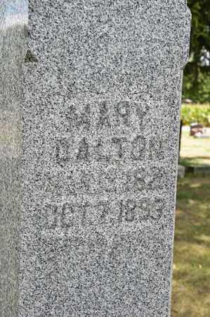 DALTON, MARY - Richland County, Ohio   MARY DALTON - Ohio Gravestone Photos