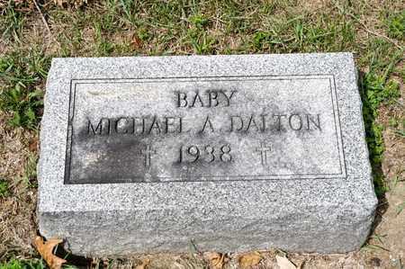 DALTON, MICHAEL A - Richland County, Ohio   MICHAEL A DALTON - Ohio Gravestone Photos