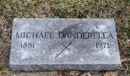 DANDERELLA, MICHAEL - Richland County, Ohio | MICHAEL DANDERELLA - Ohio Gravestone Photos