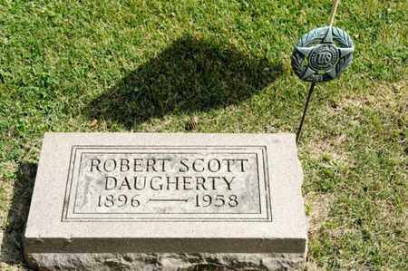 DAUGHERTY, ROBERT SCOTT - Richland County, Ohio   ROBERT SCOTT DAUGHERTY - Ohio Gravestone Photos