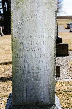 DAUP, CATHARINE - Richland County, Ohio | CATHARINE DAUP - Ohio Gravestone Photos