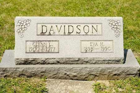 DAVIDSON, GLENN L - Richland County, Ohio | GLENN L DAVIDSON - Ohio Gravestone Photos