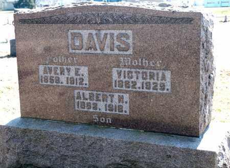 DAVIS, VICTORIA - Richland County, Ohio | VICTORIA DAVIS - Ohio Gravestone Photos