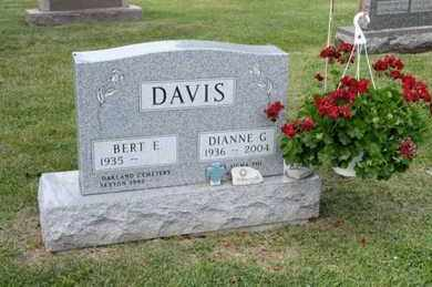 DAVIS, DIANNE G - Richland County, Ohio   DIANNE G DAVIS - Ohio Gravestone Photos
