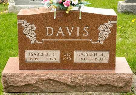 DAVIS, JOSEPH H - Richland County, Ohio   JOSEPH H DAVIS - Ohio Gravestone Photos