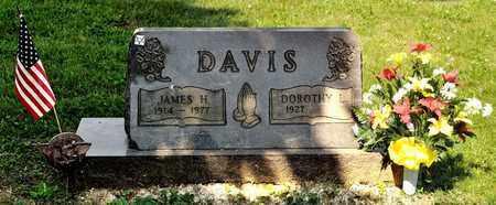 DAVIS, JAMES H - Richland County, Ohio | JAMES H DAVIS - Ohio Gravestone Photos