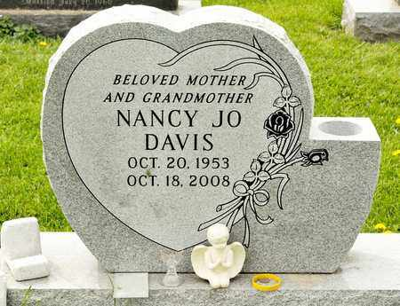 DAVIS, NANCY JO - Richland County, Ohio   NANCY JO DAVIS - Ohio Gravestone Photos