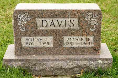 DAVIS, ANNABELLE - Richland County, Ohio | ANNABELLE DAVIS - Ohio Gravestone Photos