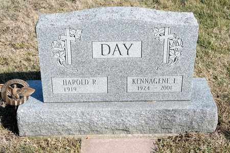 DAY, KENNAGENE L - Richland County, Ohio | KENNAGENE L DAY - Ohio Gravestone Photos