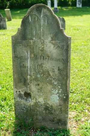 DELANCY, SAMUEL - Richland County, Ohio   SAMUEL DELANCY - Ohio Gravestone Photos