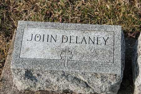 DELANEY, JOHN - Richland County, Ohio | JOHN DELANEY - Ohio Gravestone Photos