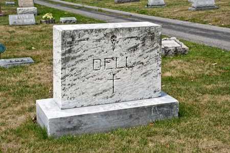 DELL, JOSEPH F - Richland County, Ohio | JOSEPH F DELL - Ohio Gravestone Photos