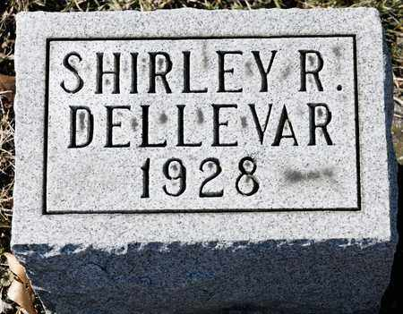 DELLEVAR, SHIRLEY R - Richland County, Ohio | SHIRLEY R DELLEVAR - Ohio Gravestone Photos