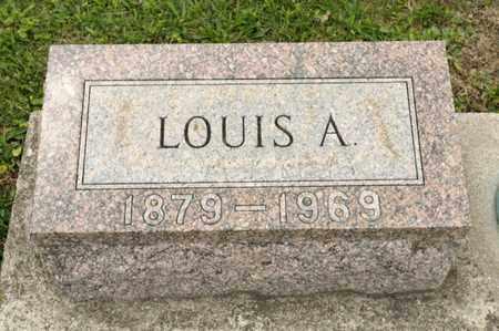 DENNIS, LOUIS A - Richland County, Ohio | LOUIS A DENNIS - Ohio Gravestone Photos