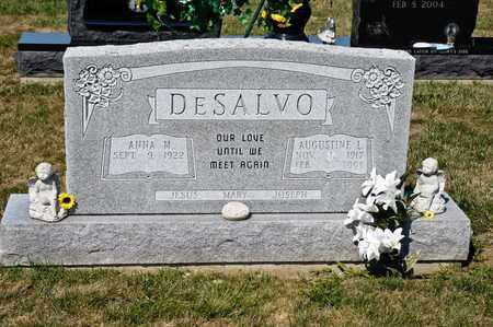 DESALVO, AUGUSTINE L - Richland County, Ohio | AUGUSTINE L DESALVO - Ohio Gravestone Photos