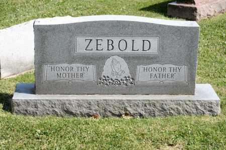 ZEBOLD DESCHNER, IL CAROLYN - Richland County, Ohio | IL CAROLYN ZEBOLD DESCHNER - Ohio Gravestone Photos