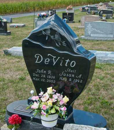 DEVITO, JOHN R - Richland County, Ohio | JOHN R DEVITO - Ohio Gravestone Photos