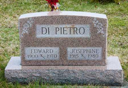 DI PIETRO, JOSEPHINE - Richland County, Ohio | JOSEPHINE DI PIETRO - Ohio Gravestone Photos