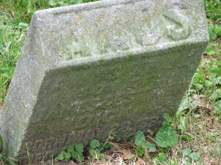 DICK, AMOS - Richland County, Ohio | AMOS DICK - Ohio Gravestone Photos