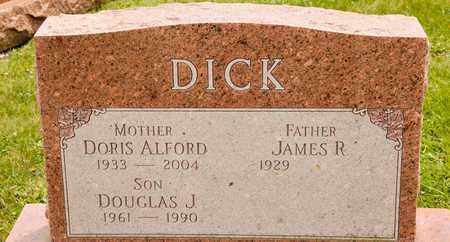 ALFORD DICK, DORIS - Richland County, Ohio | DORIS ALFORD DICK - Ohio Gravestone Photos