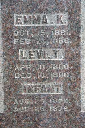 DICK, LEVI T - Richland County, Ohio   LEVI T DICK - Ohio Gravestone Photos