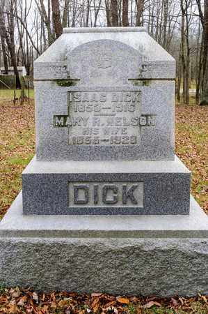 DICK, MARY R - Richland County, Ohio | MARY R DICK - Ohio Gravestone Photos