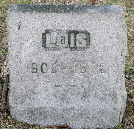 DICK, LOIS - Richland County, Ohio | LOIS DICK - Ohio Gravestone Photos