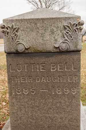DICK, LOTTIE BELL - Richland County, Ohio   LOTTIE BELL DICK - Ohio Gravestone Photos
