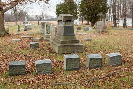 DICK, LEVI - Richland County, Ohio   LEVI DICK - Ohio Gravestone Photos