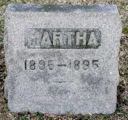 DICK, MARTHA - Richland County, Ohio   MARTHA DICK - Ohio Gravestone Photos