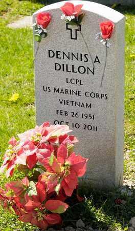 DILLON, DENNIS A - Richland County, Ohio | DENNIS A DILLON - Ohio Gravestone Photos
