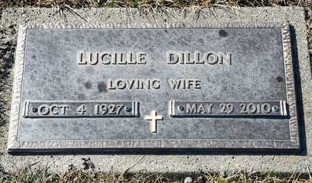 DILLON, LUCILLE - Richland County, Ohio | LUCILLE DILLON - Ohio Gravestone Photos