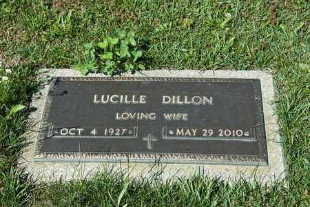 DILLON, LUCILLE - Richland County, Ohio | LUCILLE DILLON - Ohio Gravestone Photos