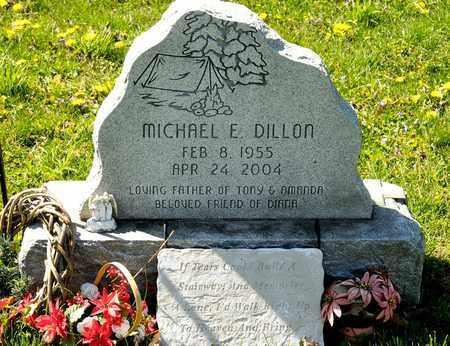 DILLON, MICHAEL E - Richland County, Ohio | MICHAEL E DILLON - Ohio Gravestone Photos