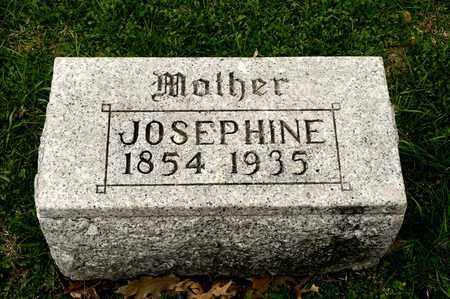 DIX, JOSEPHINE - Richland County, Ohio | JOSEPHINE DIX - Ohio Gravestone Photos