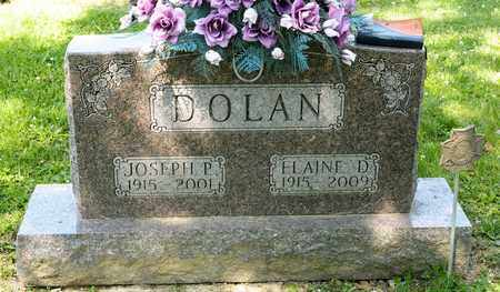 DOLAN, JOSEPH P - Richland County, Ohio | JOSEPH P DOLAN - Ohio Gravestone Photos
