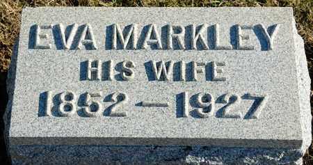MARKLEY DOLL, EVA - Richland County, Ohio   EVA MARKLEY DOLL - Ohio Gravestone Photos