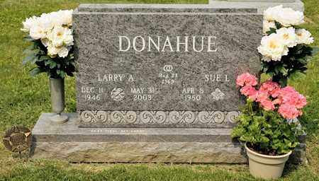 DONAHUE, LARRY A - Richland County, Ohio | LARRY A DONAHUE - Ohio Gravestone Photos