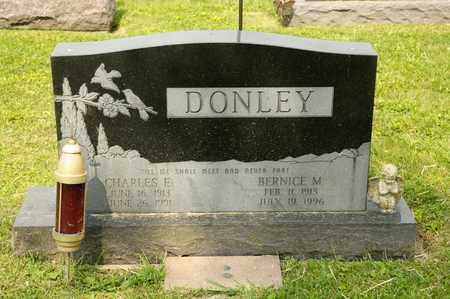 DONLEY, BERNICE M - Richland County, Ohio | BERNICE M DONLEY - Ohio Gravestone Photos