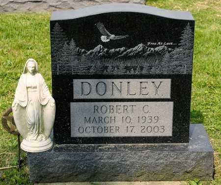 DONLEY, ROBERT C - Richland County, Ohio | ROBERT C DONLEY - Ohio Gravestone Photos