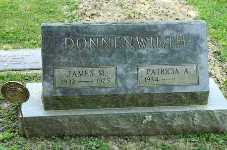 DONNENWIRTH, JAMES M - Richland County, Ohio | JAMES M DONNENWIRTH - Ohio Gravestone Photos