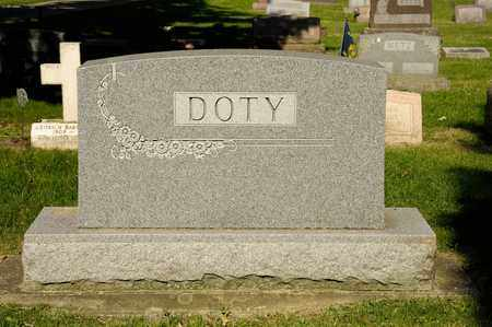 DOTY, WILLIAM H - Richland County, Ohio | WILLIAM H DOTY - Ohio Gravestone Photos