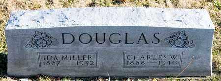 MILLER DOUGLAS, IDA - Richland County, Ohio | IDA MILLER DOUGLAS - Ohio Gravestone Photos