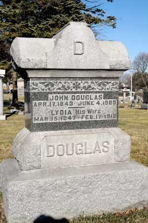 DOUGLAS, JOHN - Richland County, Ohio   JOHN DOUGLAS - Ohio Gravestone Photos