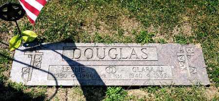 DOUGLAS, LESLIE - Richland County, Ohio | LESLIE DOUGLAS - Ohio Gravestone Photos