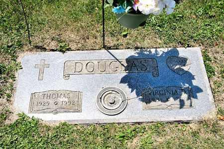DOUGLAS, THOMAS - Richland County, Ohio | THOMAS DOUGLAS - Ohio Gravestone Photos