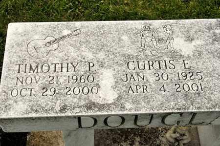 DOUGLAS, CURTIS E - Richland County, Ohio | CURTIS E DOUGLAS - Ohio Gravestone Photos