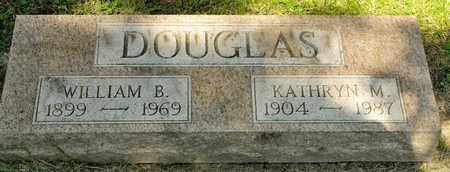 DOUGLAS, WILLIAM B - Richland County, Ohio | WILLIAM B DOUGLAS - Ohio Gravestone Photos