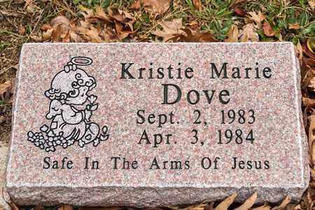 DOVE, KRISTIE MARIE - Richland County, Ohio   KRISTIE MARIE DOVE - Ohio Gravestone Photos
