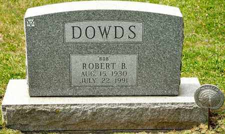 DOWDS, ROBERT B - Richland County, Ohio | ROBERT B DOWDS - Ohio Gravestone Photos